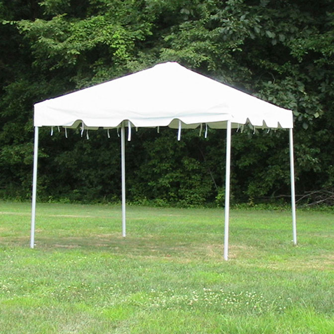 10' x 10' One Piece Classic Series Frame Tent