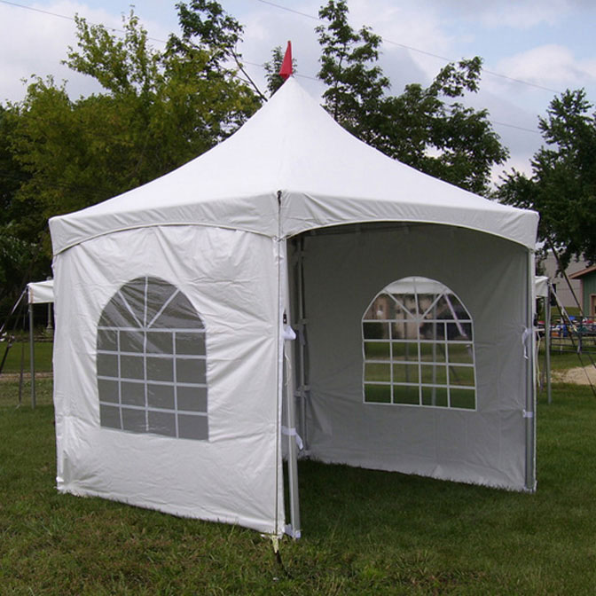 10 X 10 Pinnacle Series High Peak Frame Tent