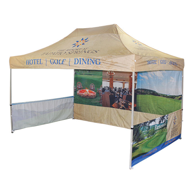 10 X 15 Fast Shade Instant Pop Up Canopy Folding Tent Complete