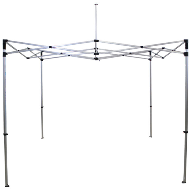 10 X 10 Aluminum Folding Frame For Pop Up Canopy