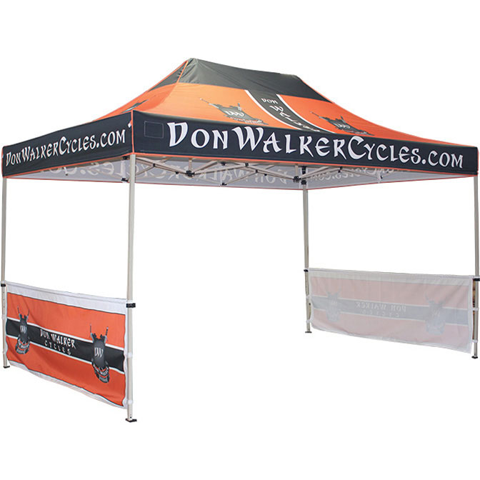 Package 15-2. 10 x 15 Pop Up Tent ...  sc 1 st  Custom Printed Tents & 10 x 15 Pop Up Tent Printing Packages