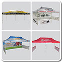 10' x 20' Fast Shade Packages
