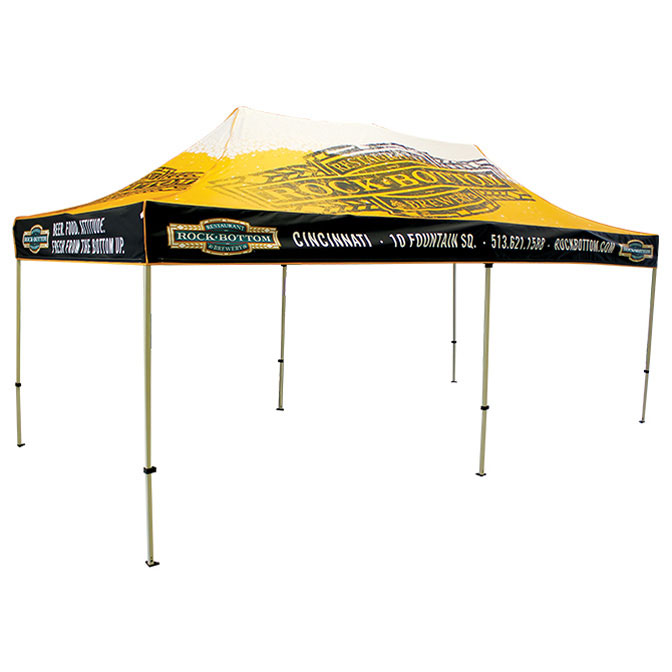 10 x 20 Fast Shade Packages  sc 1 st  Custom Printed Tents & 10 x 20 Pop Up Tent Printing Packages