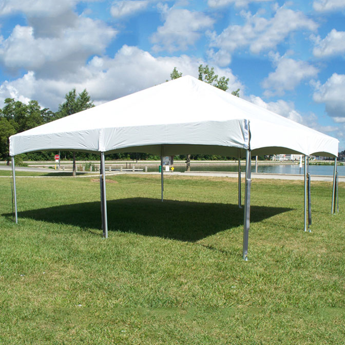 Master Series Frame Tent 20 X 20 Tent For Sale