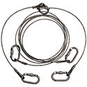 4 Point Frame Tent Cable Assembly