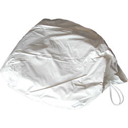 White 24''x36'' Sidewall Bag