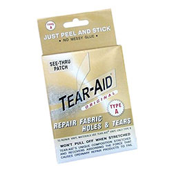 Tear-Aid Patch Kit Type A