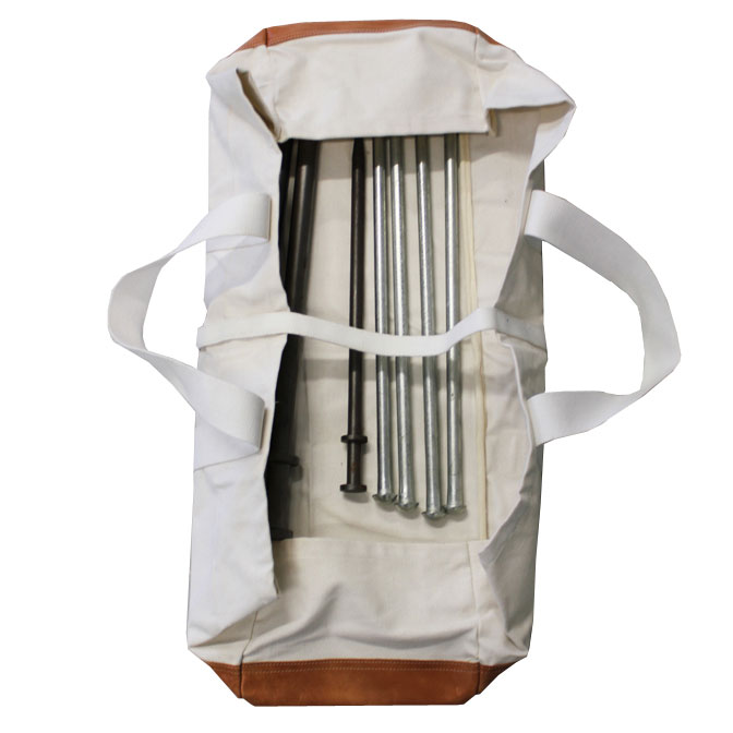 33 1/2u0027u0027x10u0027u0027x8u0027u0027 Stake Bag  sc 1 st  Celina Tent & Tent Stake Carrier With Handles