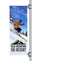 "30"" Wide Boulevard Banners"