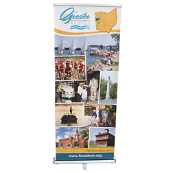 Retractable Banner Graphic