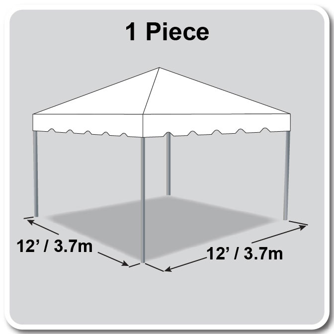 View Larger  sc 1 st  Celina Tent & 12u0027 x 12u0027 One Piece Classic Series Frame Tent