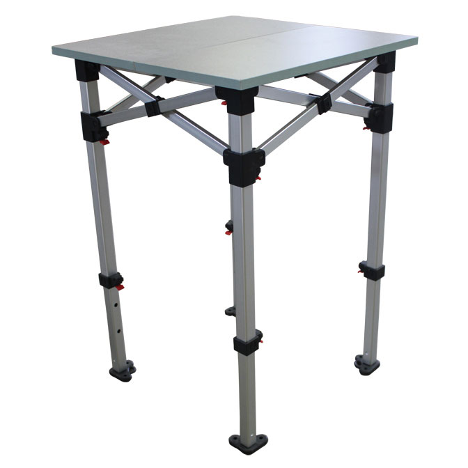 2 39 x 2 39 folding table for 10 by 10 table