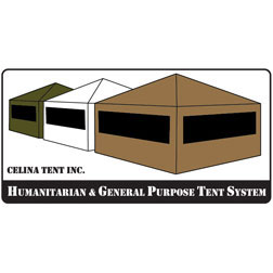 Humanitarian General Purpose Tent Systems for Worldwide Aid