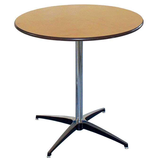 30 round pedestal table for Cocktail tables 30