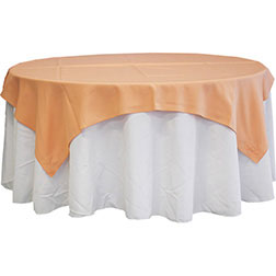 54'' x 54'' Polyester Tablecloth