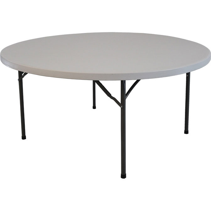 Mayfield Chair And Round Resin Table Set