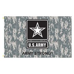 Army Rectangle Flags