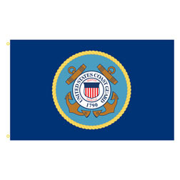 Coast Guard Rectangle Flags