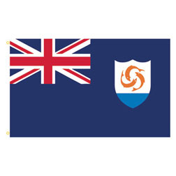Anguilla Rectangle Flags