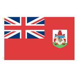 Bermuda Rectangle Flags