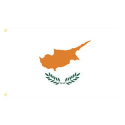 Cyprus Rectangle Flags