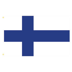 Finland Rectangle Flags