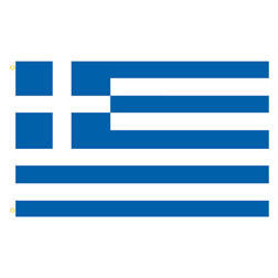 Greece Rectangle Flags
