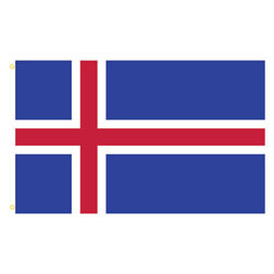 Iceland Rectangle Flags