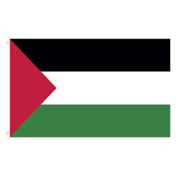 Palestine Rectangle Flags