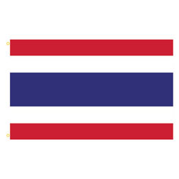 Thailand Rectangle Flags