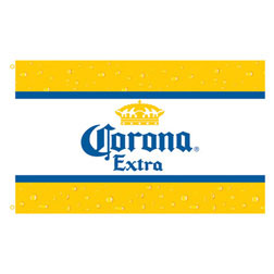 Corona Rectangle Flags