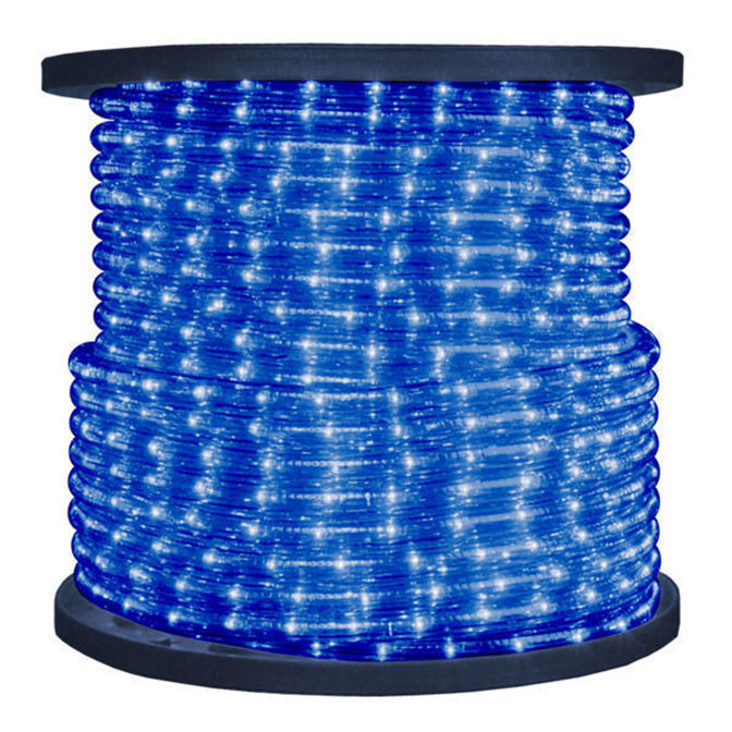 150 blue rope lighting spool 150 blue rope light spool aloadofball Gallery