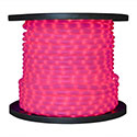 150' Pink Rope Light Spool