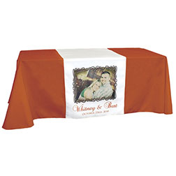 Table Runner, 30'' x 72''