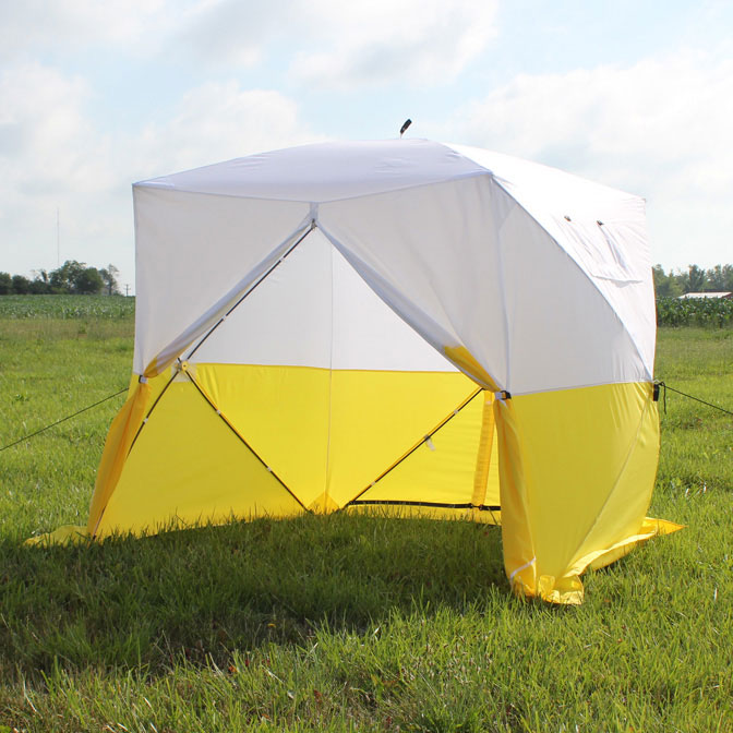 Athens Utility Shelter 70 X 70 Work Tent