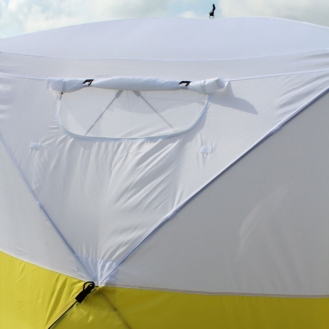 Athens Utility Shelter Pop Up Work Tent