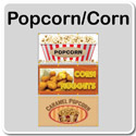 Popcorn - Concession Banners