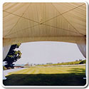 Pinnacle Frame Tent Liners