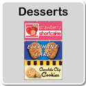 Desserts - Concession Banners