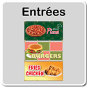 Entrees - Concession Banners