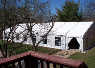 ... Frame Tent. Fabric Structures Truss Arch Shelters & Pole Tents vs. Frame Tents: Important Differences