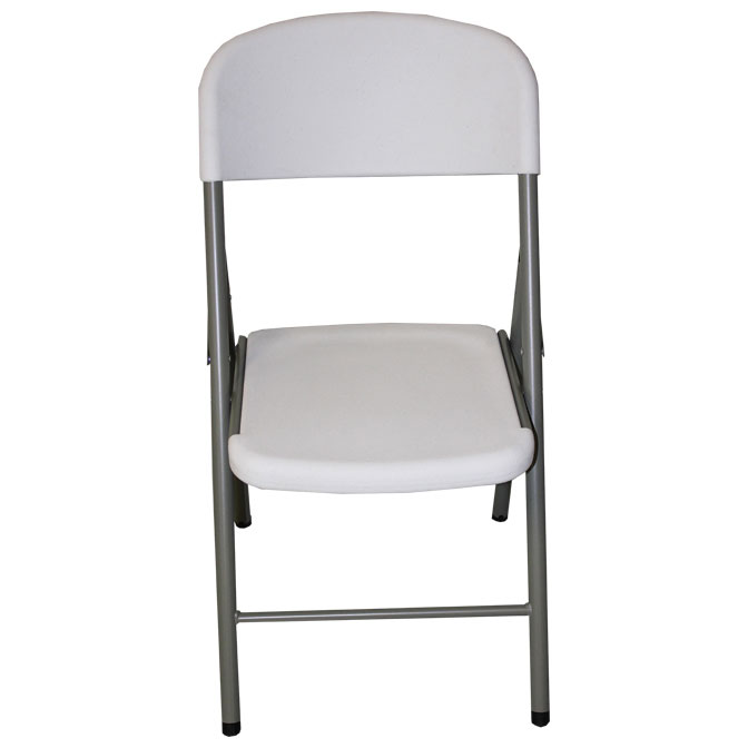 Blow Molded Plastic Folding Chair Mayfield