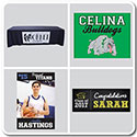 Personalized Graduation and School Spirit Items