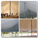 Pole Tent Liners
