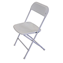 Bellbrook White Poly Chair