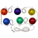 "6"" Multi-Color Globe Lights"