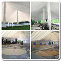 Tent Liners & Drapes